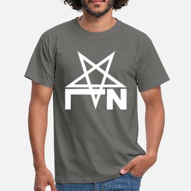 Satanism Satan - Men's T-Shirt