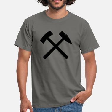 Mallet Mallets and irons - Men's T-Shirt