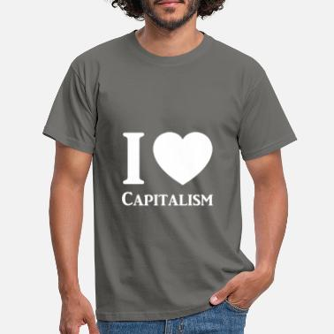 Capital capital - T-shirt Homme