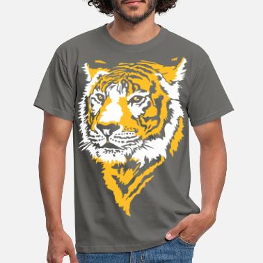Collections Backup Tiger, Tigre - T-skjorte for menn