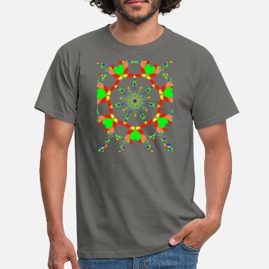 Funky funky tea - Men's T-Shirt