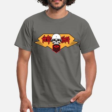 Head Shot Head shot - Men's T-Shirt
