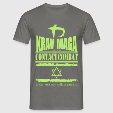 Krav Maga Est.1948 - Men's T-Shirt