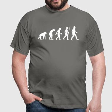 Darwin Evolution - Männer T-Shirt