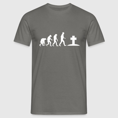 grab evolution - Männer T-Shirt