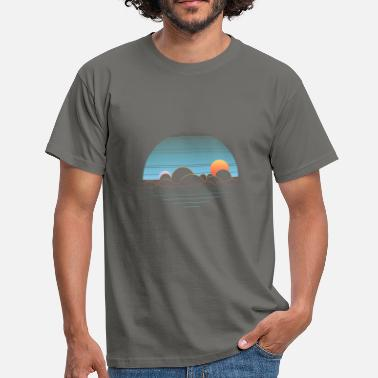Above The Clouds Above the clouds - Men's T-Shirt