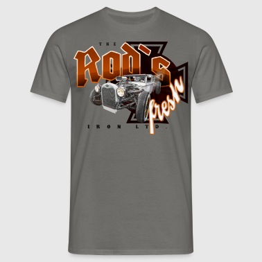rod's fresh - Men's T-Shirt