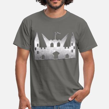 Ruler rulers Castle - Men's T-Shirt