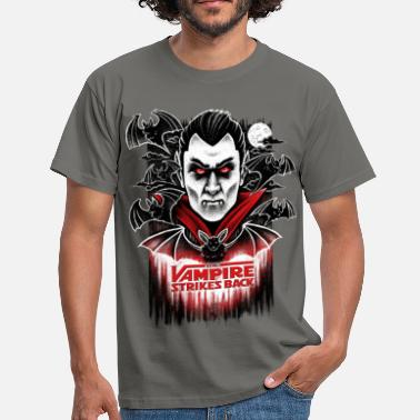 Darth The Vampire Strikes Back V2 - T-shirt Homme