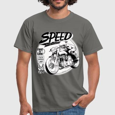 SPEED - T-shirt Homme