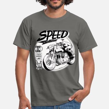 Speed SPEED - T-shirt Homme