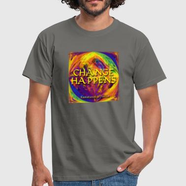 Colourful Quotes quotes - Men's T-Shirt