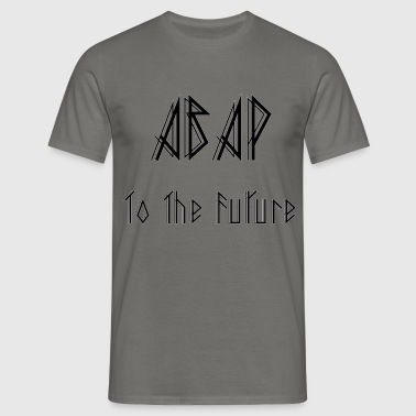 ABAP To The Future - Camiseta hombre