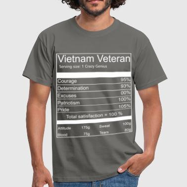 Vietnam Veteran Apparel Vietnam Veteran - Men's T-Shirt