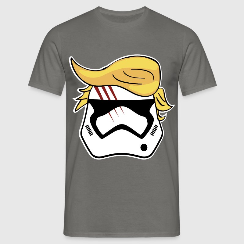 STORM TRUMPER 2017 - Men's T-Shirt