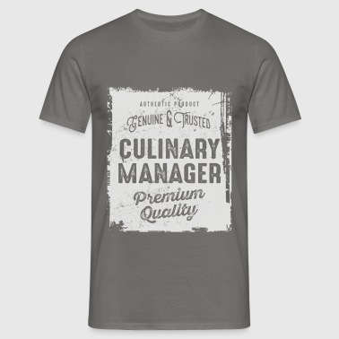 Culinary Manager - Men's T-Shirt
