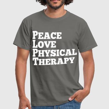 Physical Therapy - Men's T-Shirt