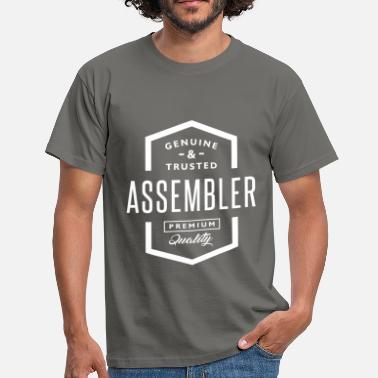 Assembly Assembler - Men's T-Shirt