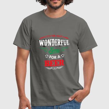 Beer Wonderful - T-shirt Homme