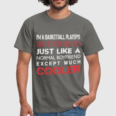 Basketball Player's - I'm a Basketball Player's - Men's T-Shirt