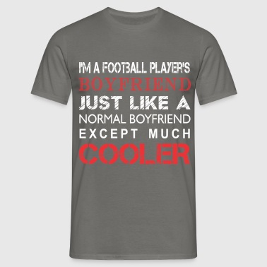 Football Player's - I'm a Football Player's  - Men's T-Shirt