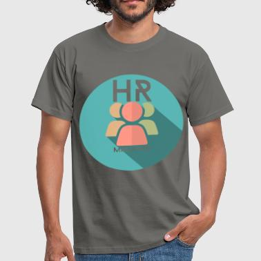 HR Manager - HR Manager - Men's T-Shirt