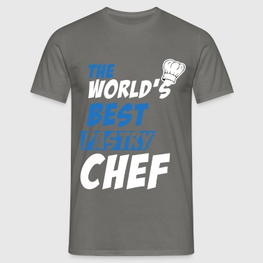 Pastry Chef - The World's Best Pastry Chef - Men's T-Shirt