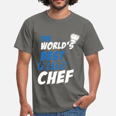 Pastry Chef Pastry Chef - The World's Best Pastry Chef - Men's T-Shirt