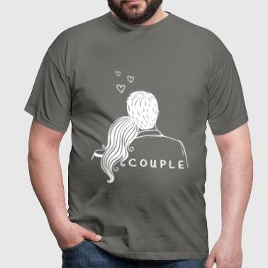 Couple - Couple - Men's T-Shirt