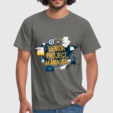 Senior Project Manager - Senior project manager - Men's T-Shirt
