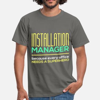 Installer Installation Manager - Installation Manager,  - Men's T-Shirt