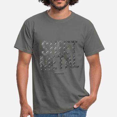 Sheet Metal Sheet Metal Worker - Sheet Metal Worker - Men's T-Shirt
