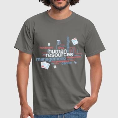 HR Manager - Human resources managment - Men's T-Shirt