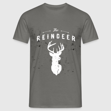Reindeer - The Reindeer - Men's T-Shirt