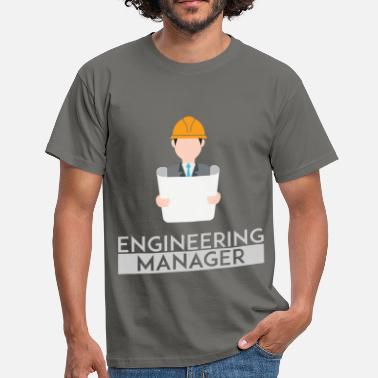 Engineering Manager Engineering Manager - Engeneering Manager - Men's T-Shirt