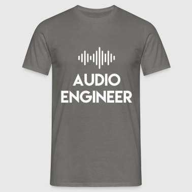 Audio Engineer - Audio Engineer - Men's T-Shirt