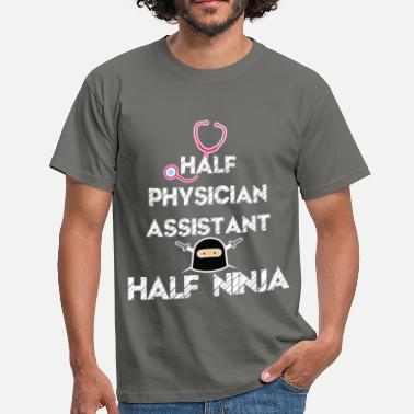 Physician Assistant Physician Assistant - Half Physician Assistant  - Men's T-Shirt