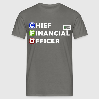 Chief Financial Officer - Chief Financial Officer - Men's T-Shirt