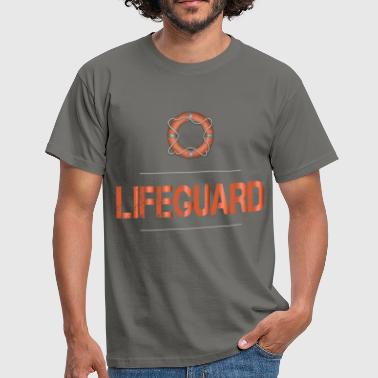 Lifeguards Lifeguard - Lifeguard - Men's T-Shirt