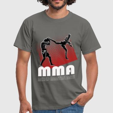 MMA - MMA Mixed Martial Arts - Men's T-Shirt