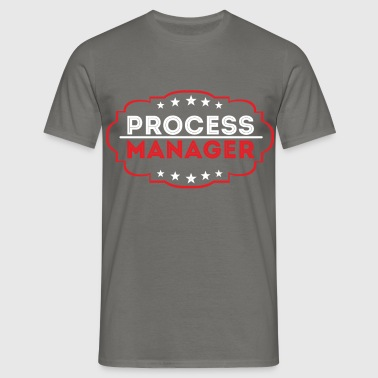 Process Manager - Process Manager - Men's T-Shirt