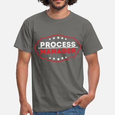 Process Process Manager - Process Manager - Men's T-Shirt