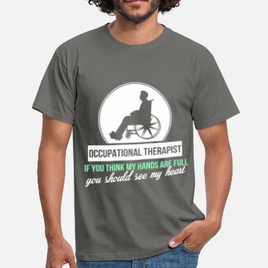 Therapy Occupational Therapist - Occupational Therapist - Men's T-Shirt