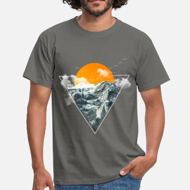 Spreadshirtlikes Landscape - T-shirt Homme