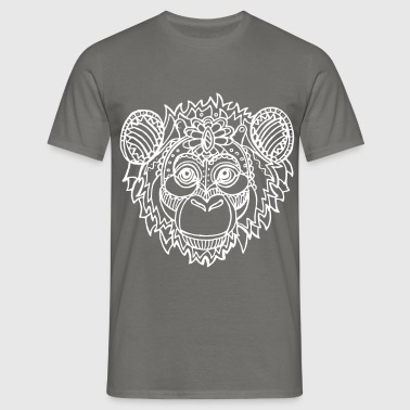 Monkey - Monkey - Men's T-Shirt