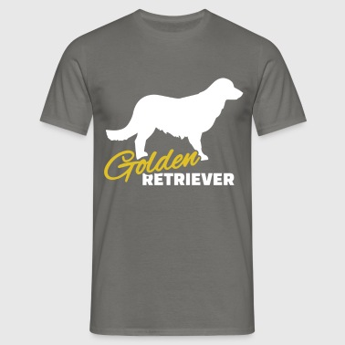 Golden retriever - Golden retriever - Men's T-Shirt