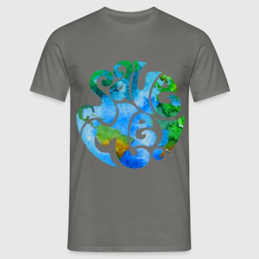 Earth - Save me - Men's T-Shirt