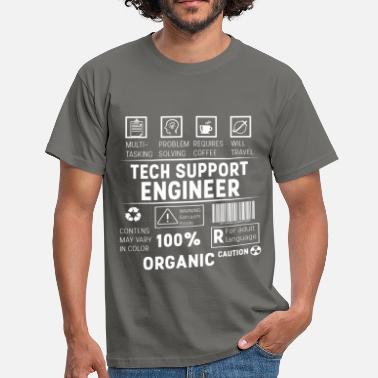 Tech Support Engineer - Tech Support engineer - Men's T-Shirt