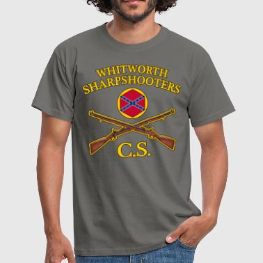 confederate army - Men's T-Shirt