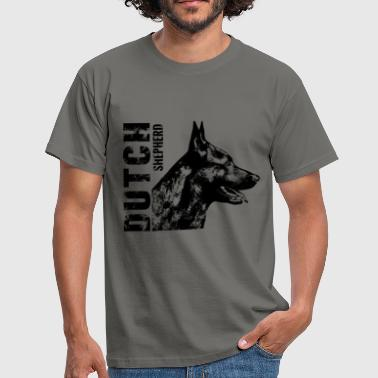 Dutchy Dutch Shepherd - Dutchie - Men's T-Shirt